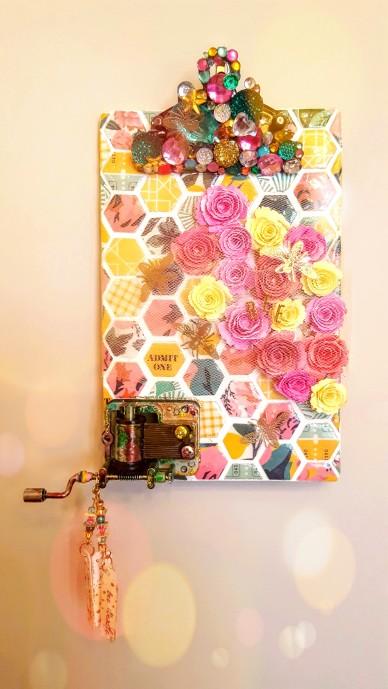Crate Paper - Flourish