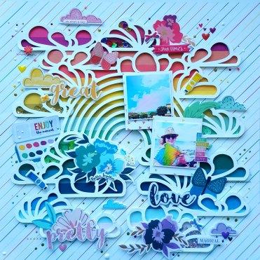 Pink Paislee - Whimsical