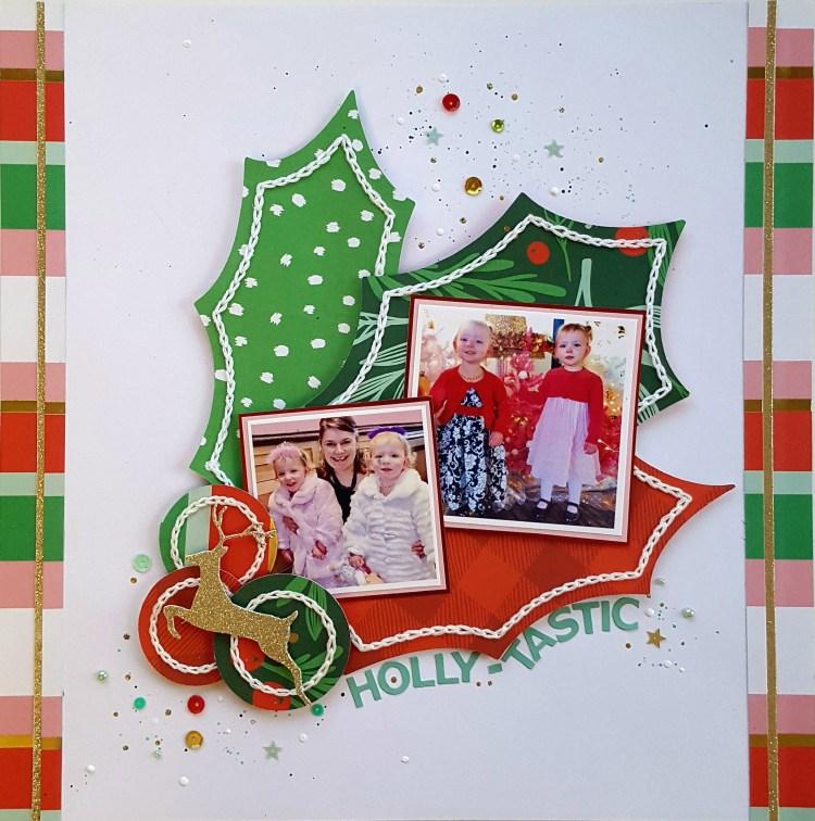 Kelly Made It - Dec Kit at Treasured Memories
