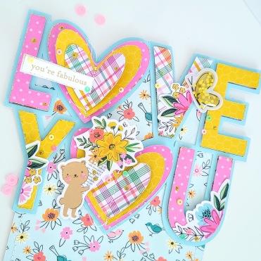 Card 1 Love You