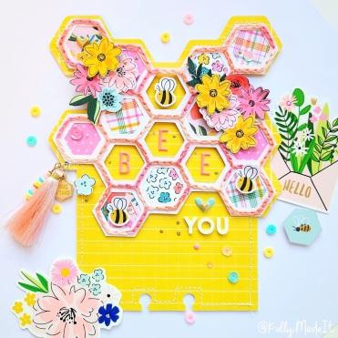 Card 2 Bee You