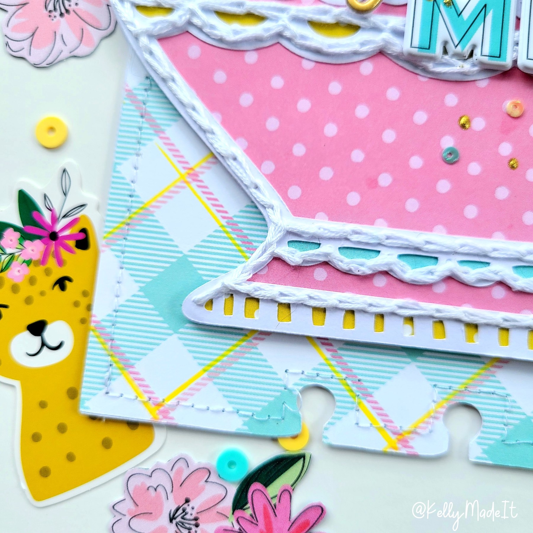 Kelly Made It- Memorydex Card 8 Hug Me 4
