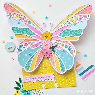 Card 10 Sending Hugs